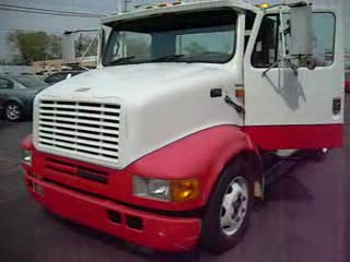 1994 International 4600 Turbo Diesel from: